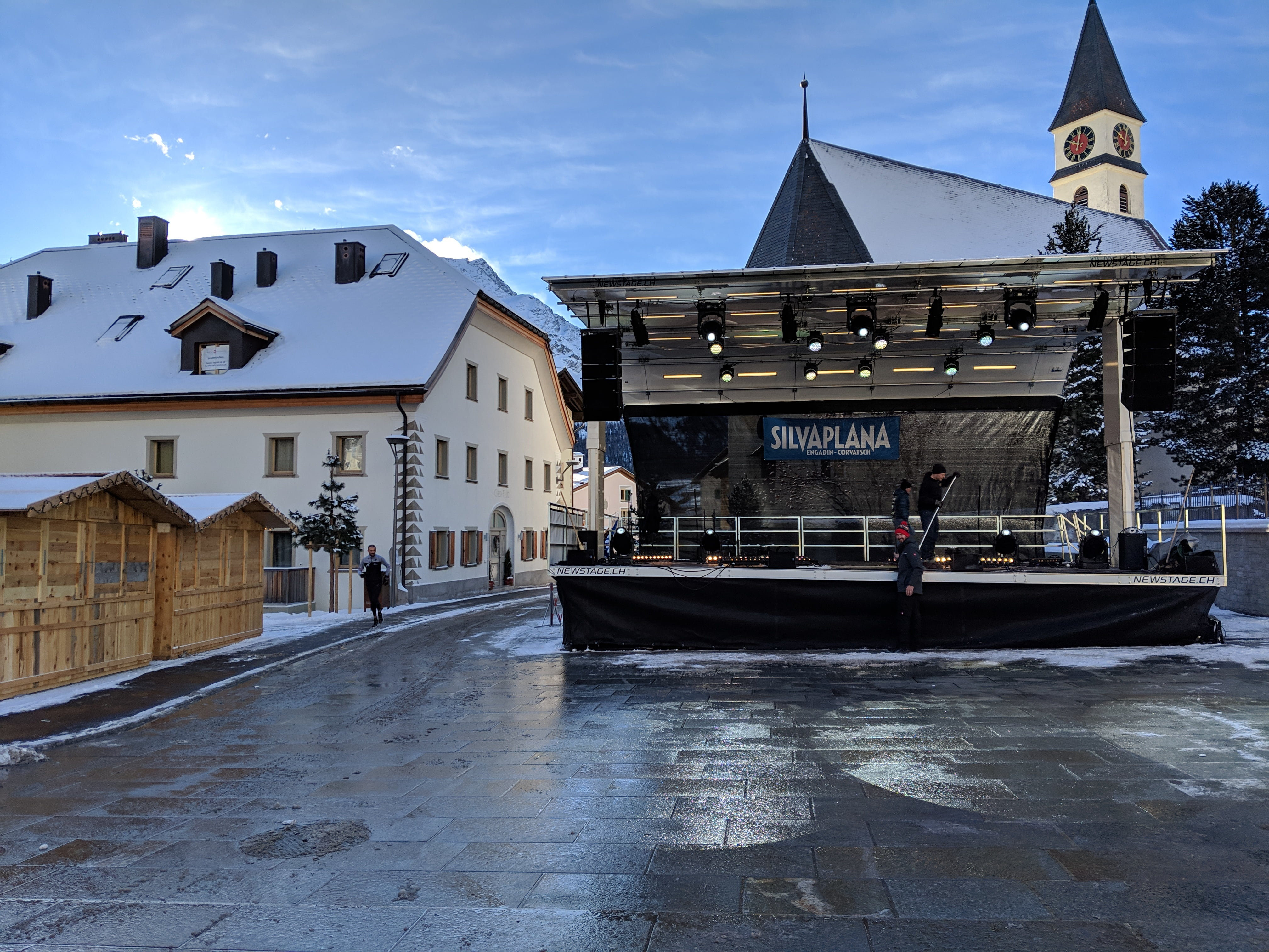 CP St. Moritz