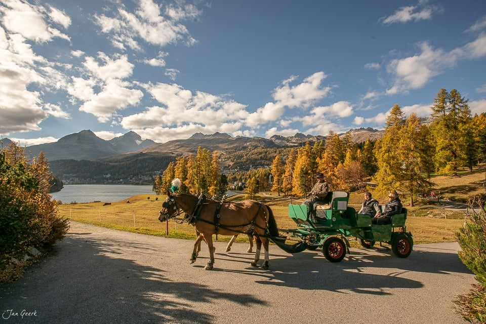 The St. Moritz Experience