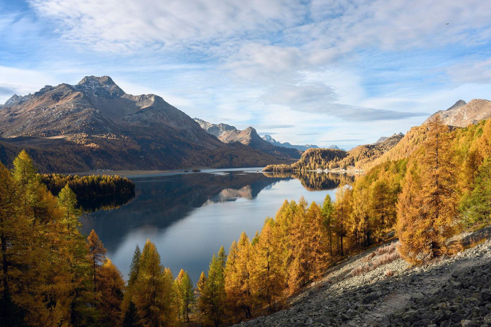 Lake cavaloccia
