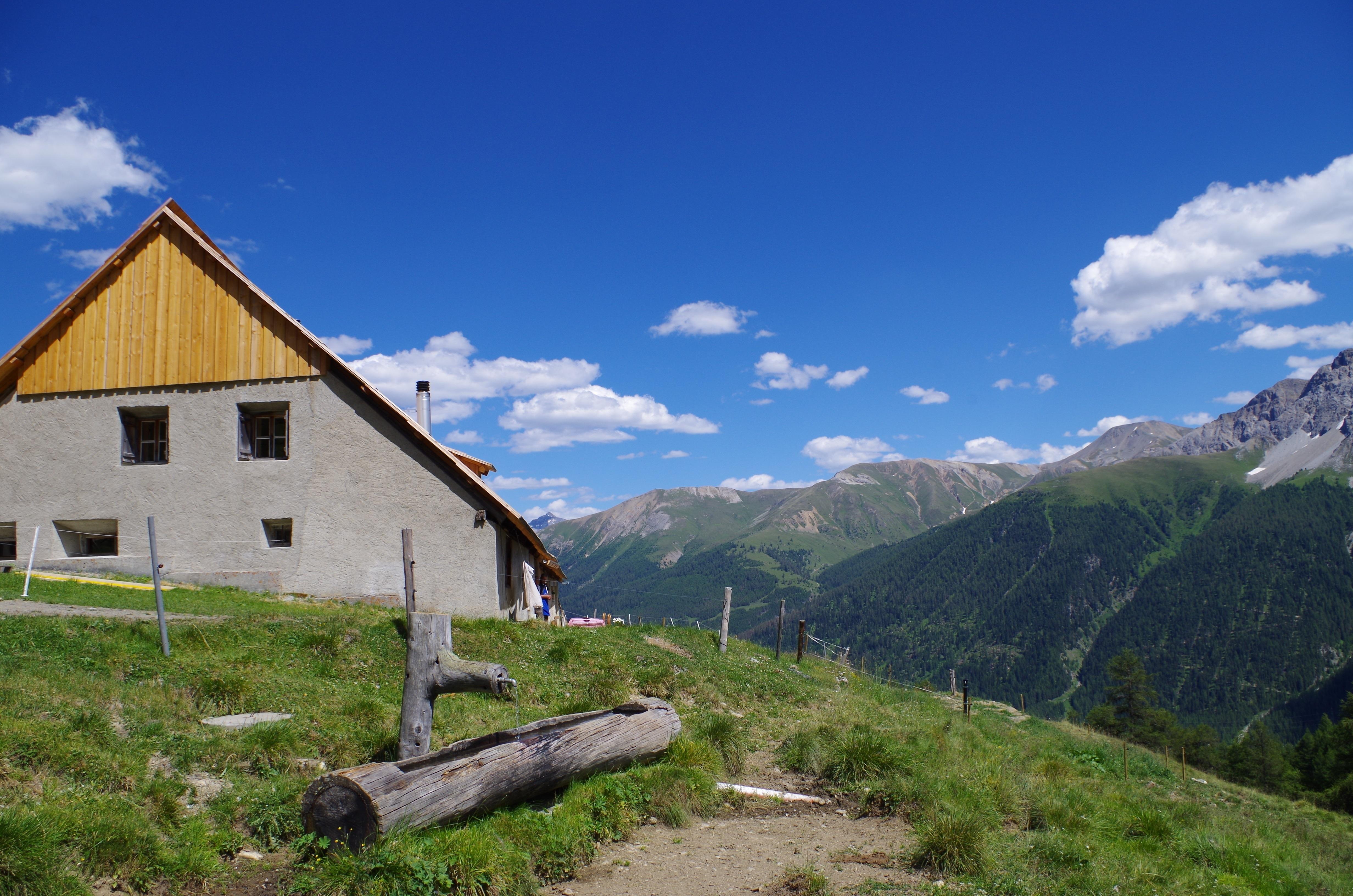 Alp Es-cha Dadour Slide 17