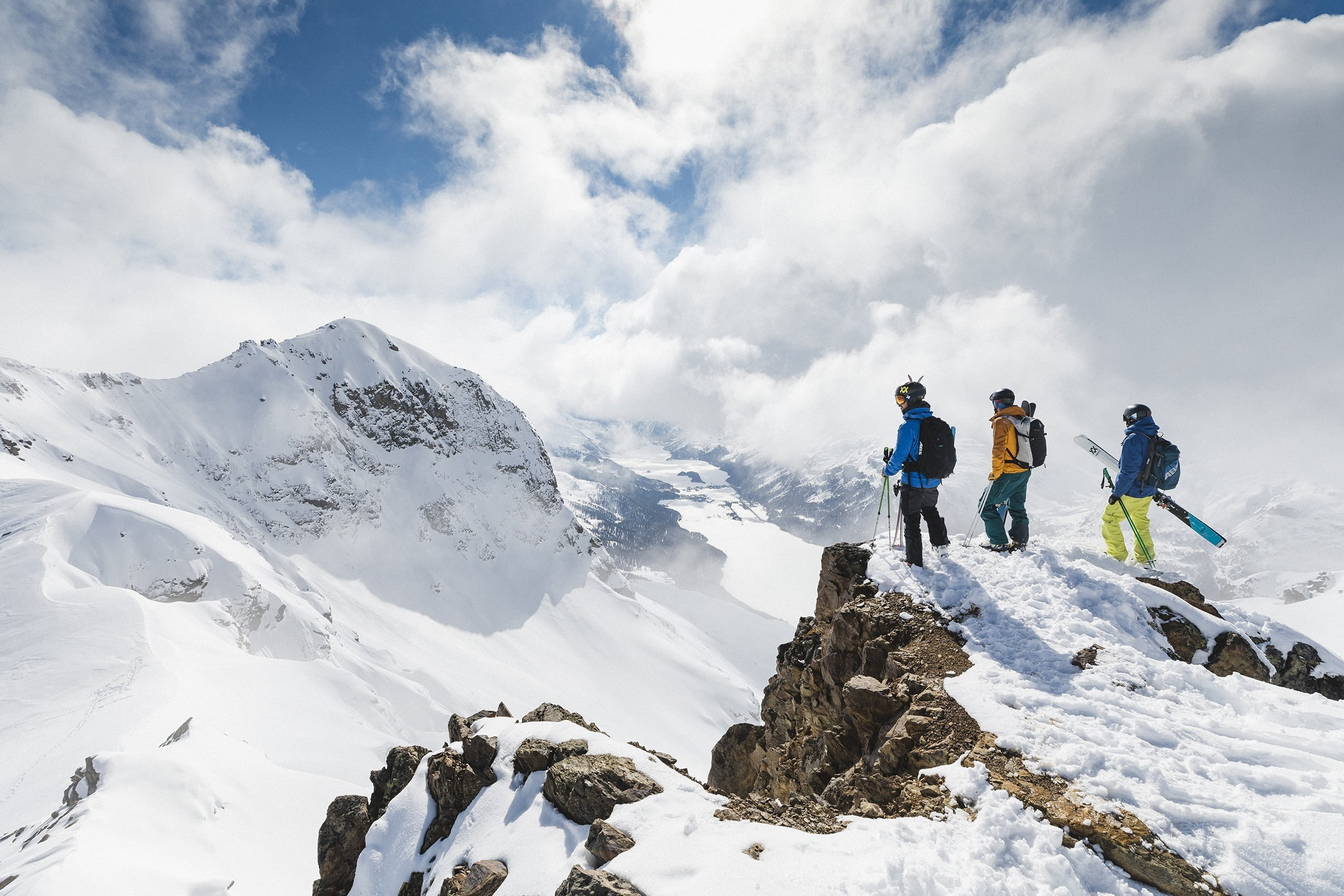 Ski tours & mountaineering