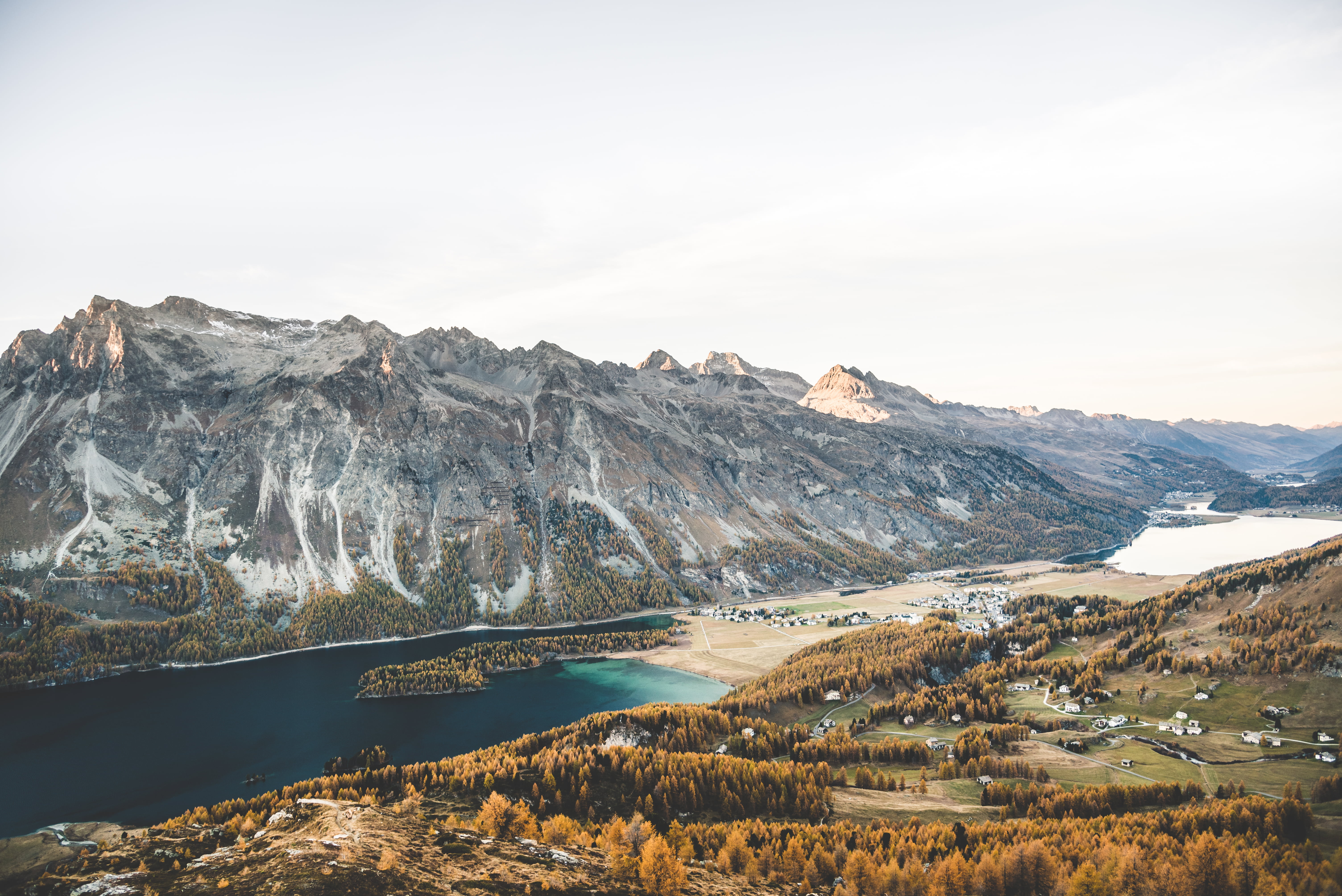 Engadin - Val Fex