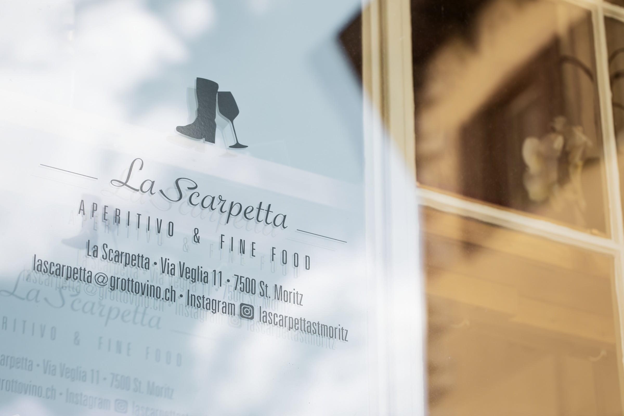La Scarpetta, St. Moritz