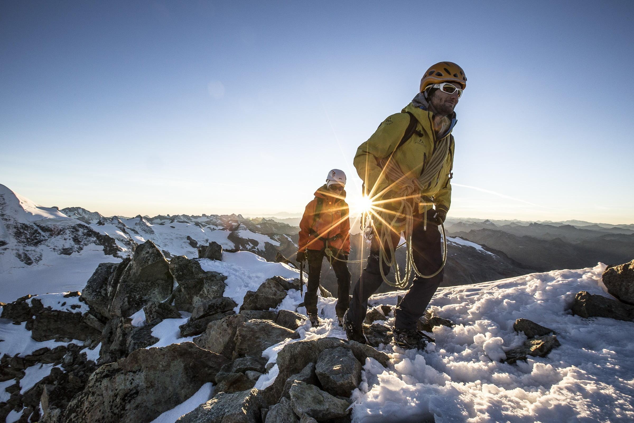 Mountaineering School
