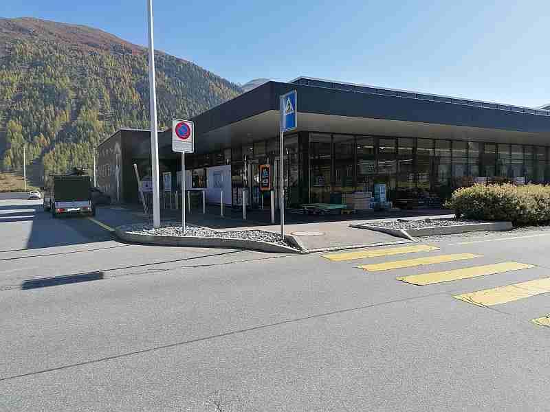 Aldi Suisse AG Slide 1