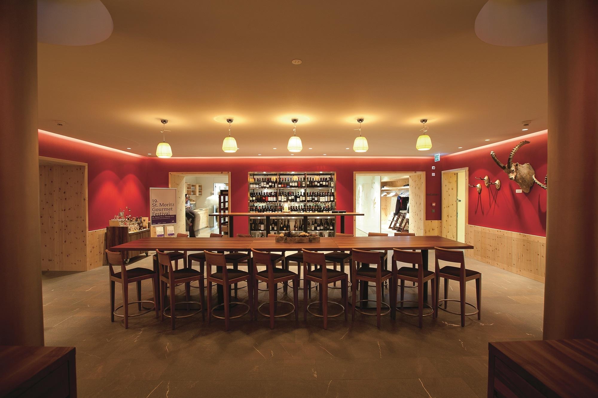 Panoramarestaurant Muottas Muragl Slide 7