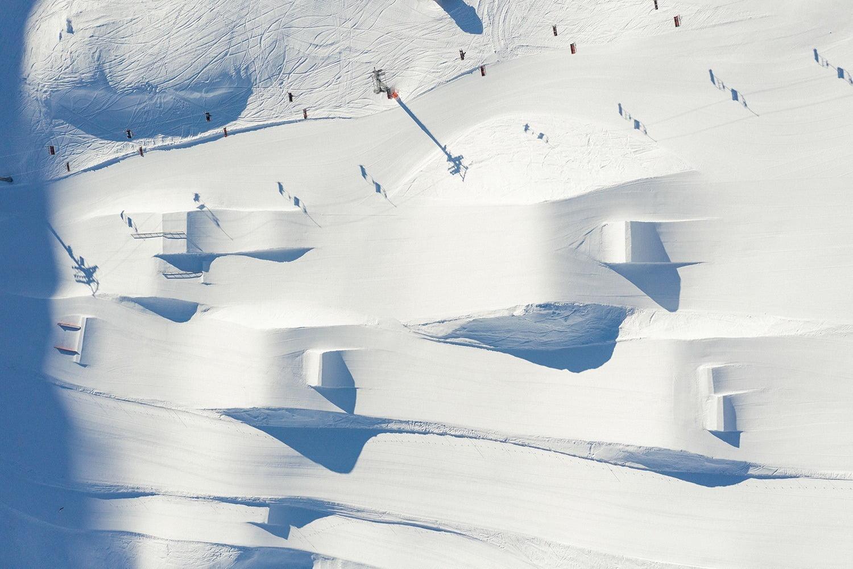 Corvatsch Snow Park