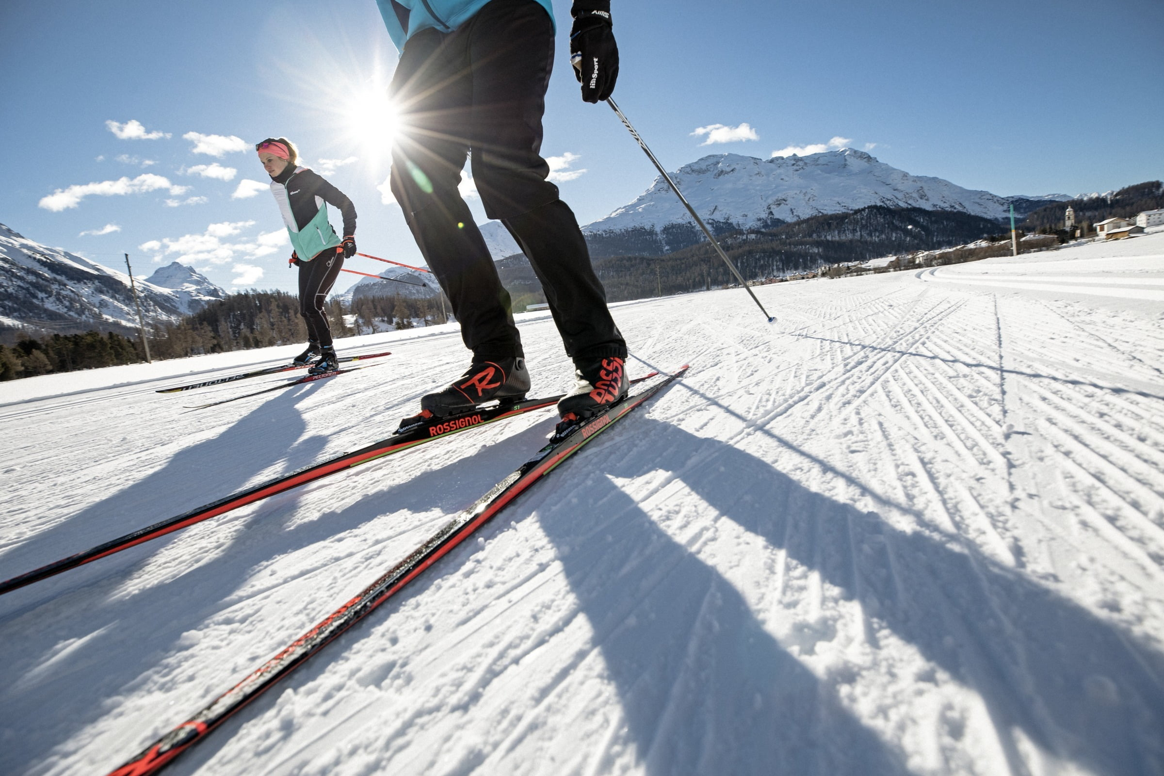 Pontresina Cross-Country Opening