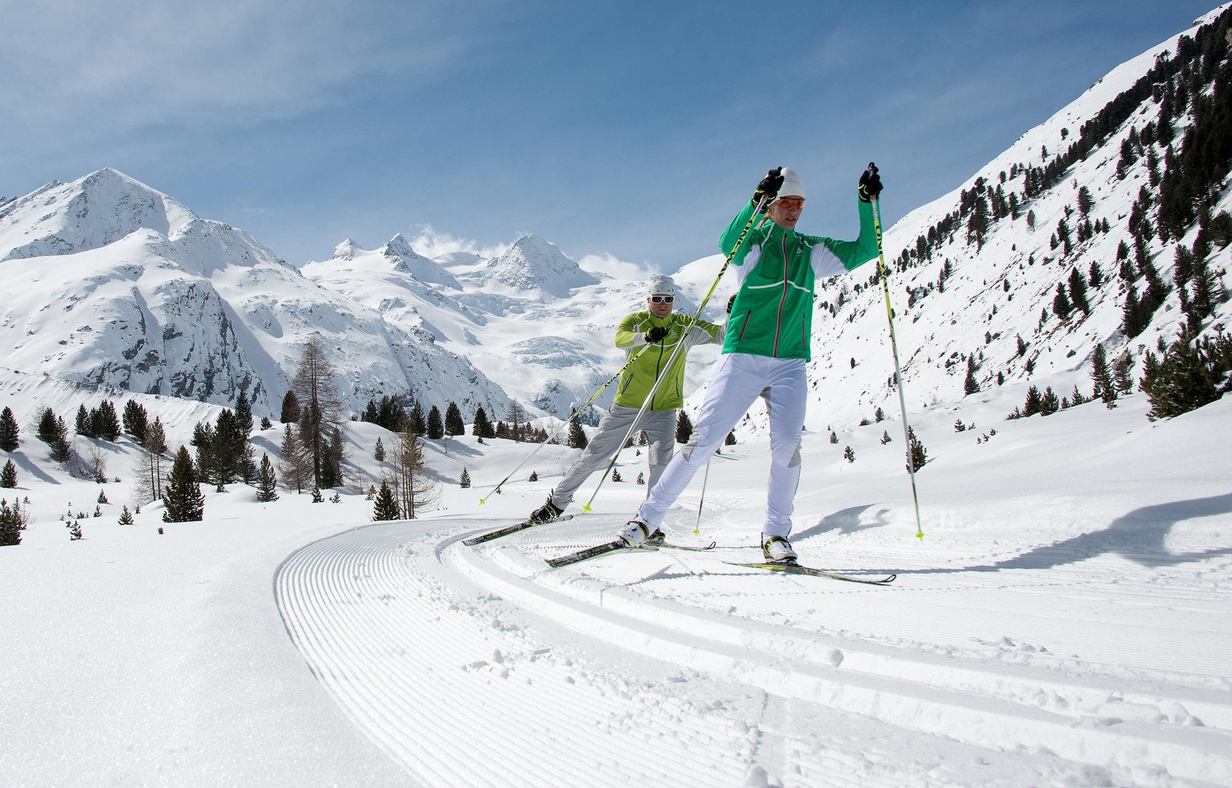 Pontresina - Langlauf Opening