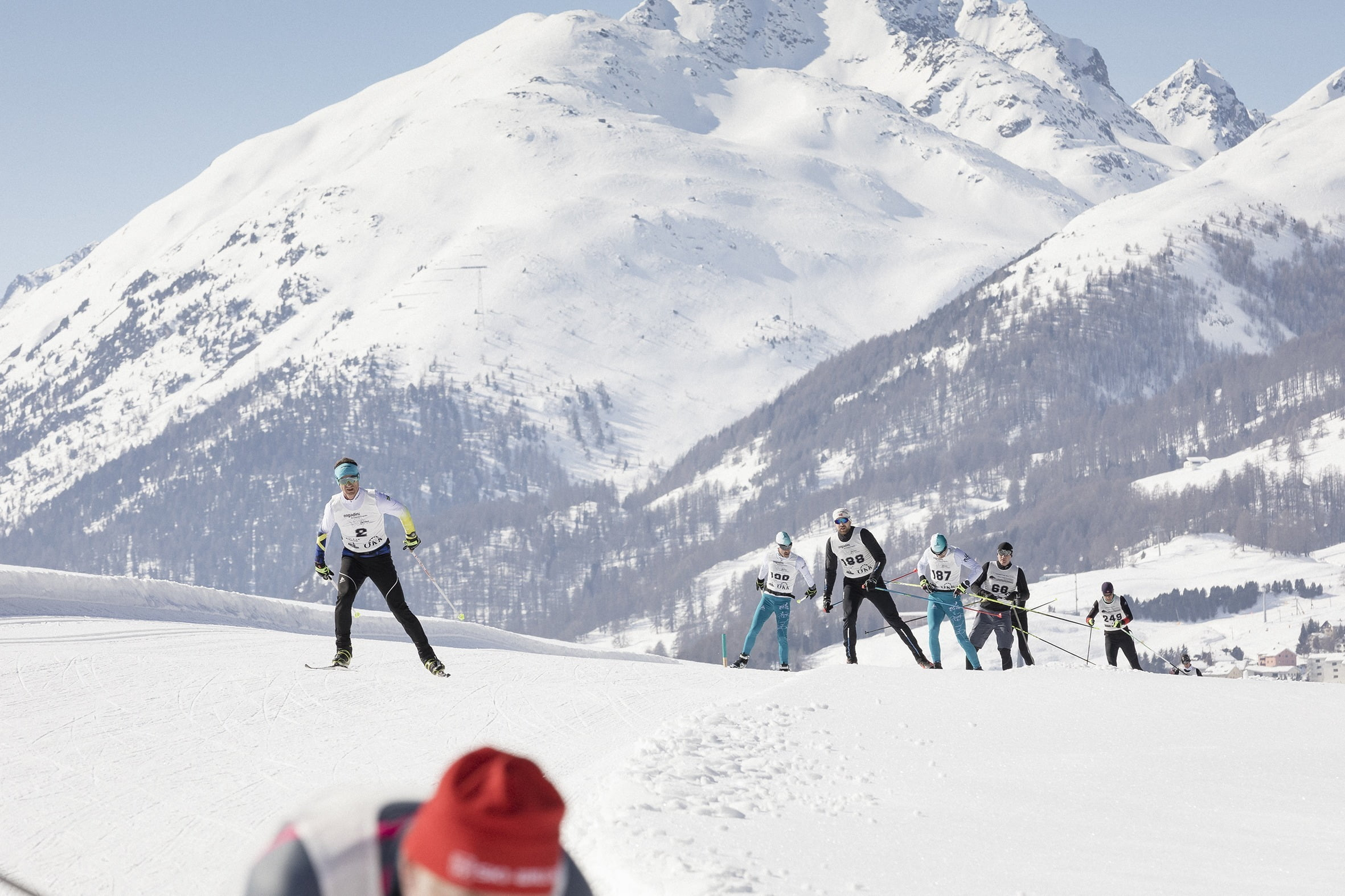 The Engadin's favourite race