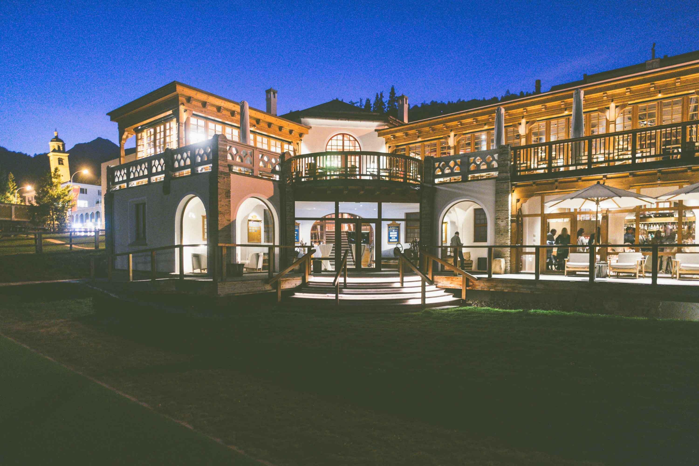 Kulm Country Club, St. Moritz