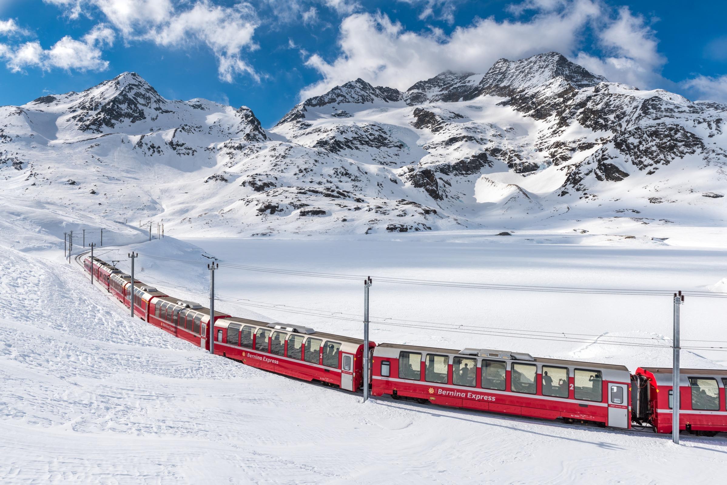«Bernina Express»