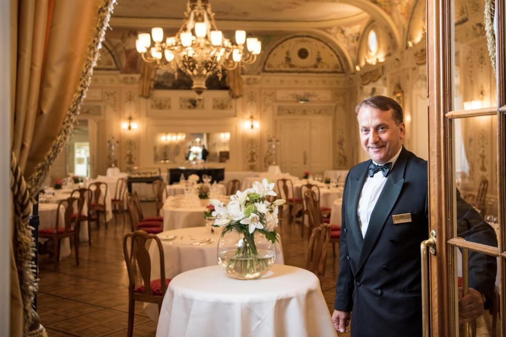Grand Hotel Kronenhof - Grand Restaurant Slide 3
