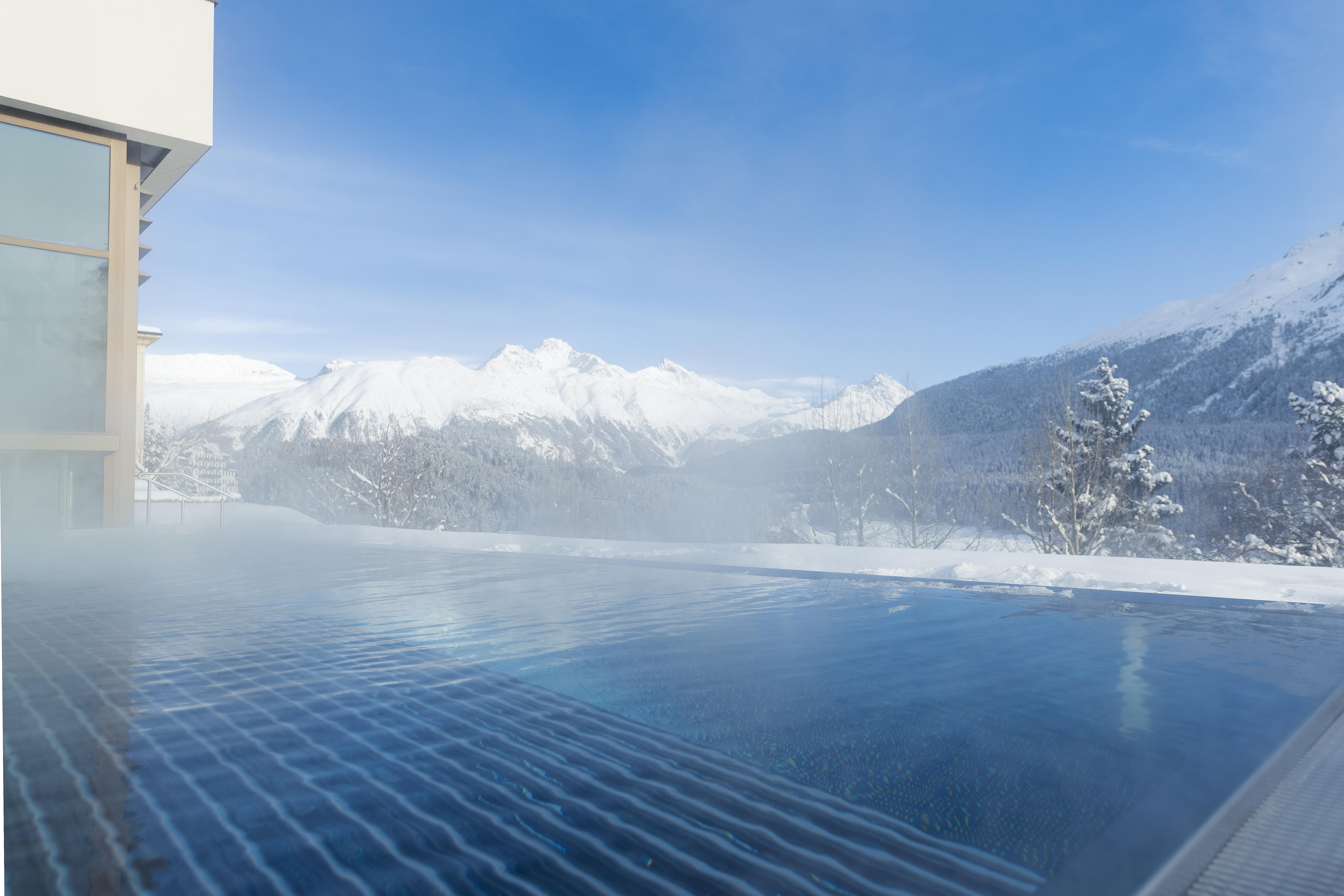 Kulm Spa St. Moritz Slide 2