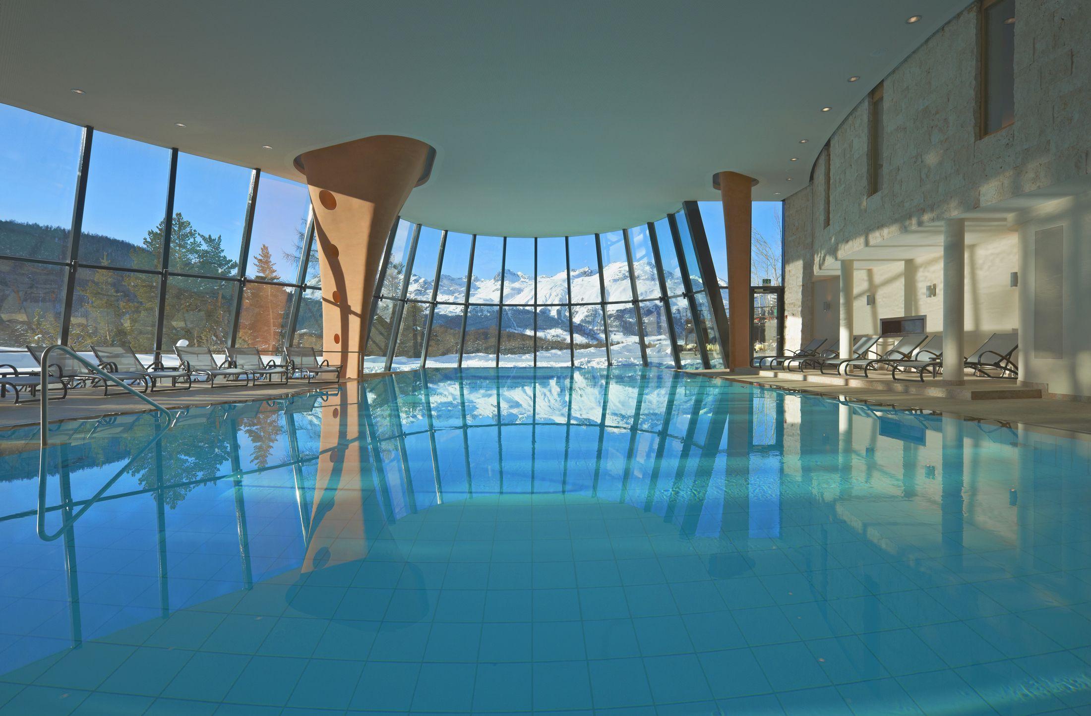 Grand Hotel Kronenhof, Pontresina