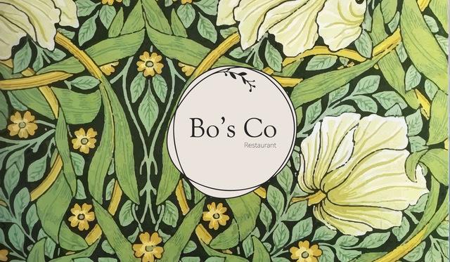 Bo's Co Slide 1