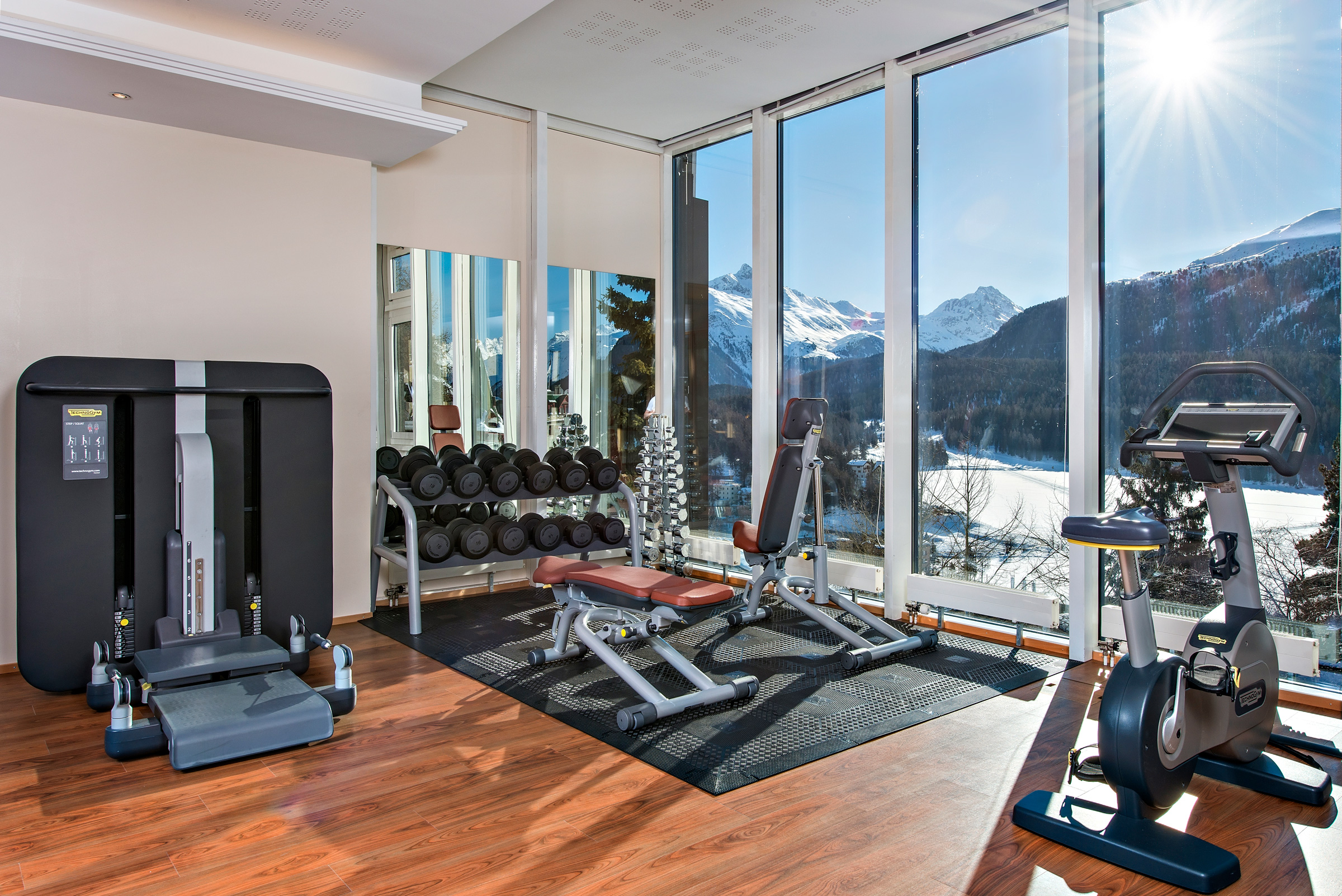 Kulm Spa St. Moritz