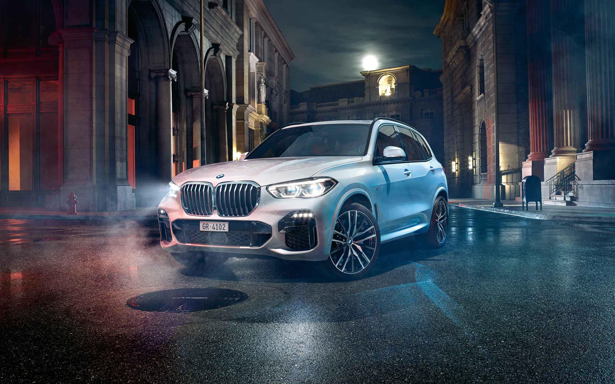 BMW Probefahrt