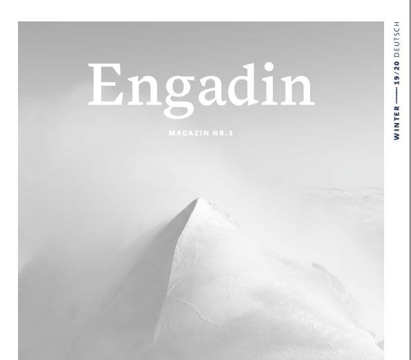 Engadin-Publikationen Slide 1
