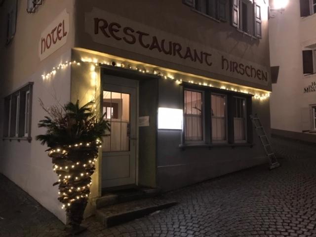 Restaurant Hirschen Slide 1