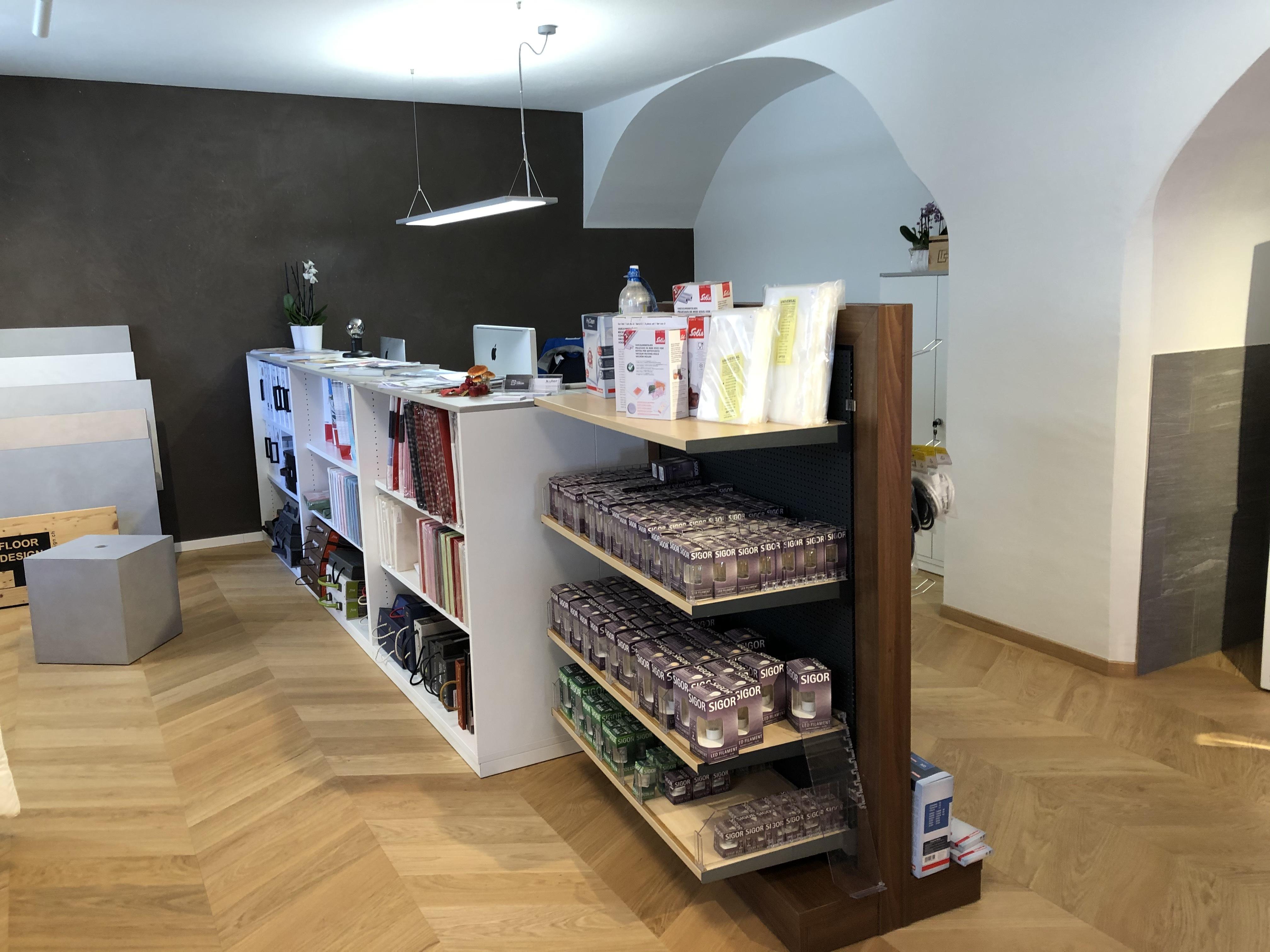 Camichel GmbH Innenaustattungen (Showroom) Slide 3