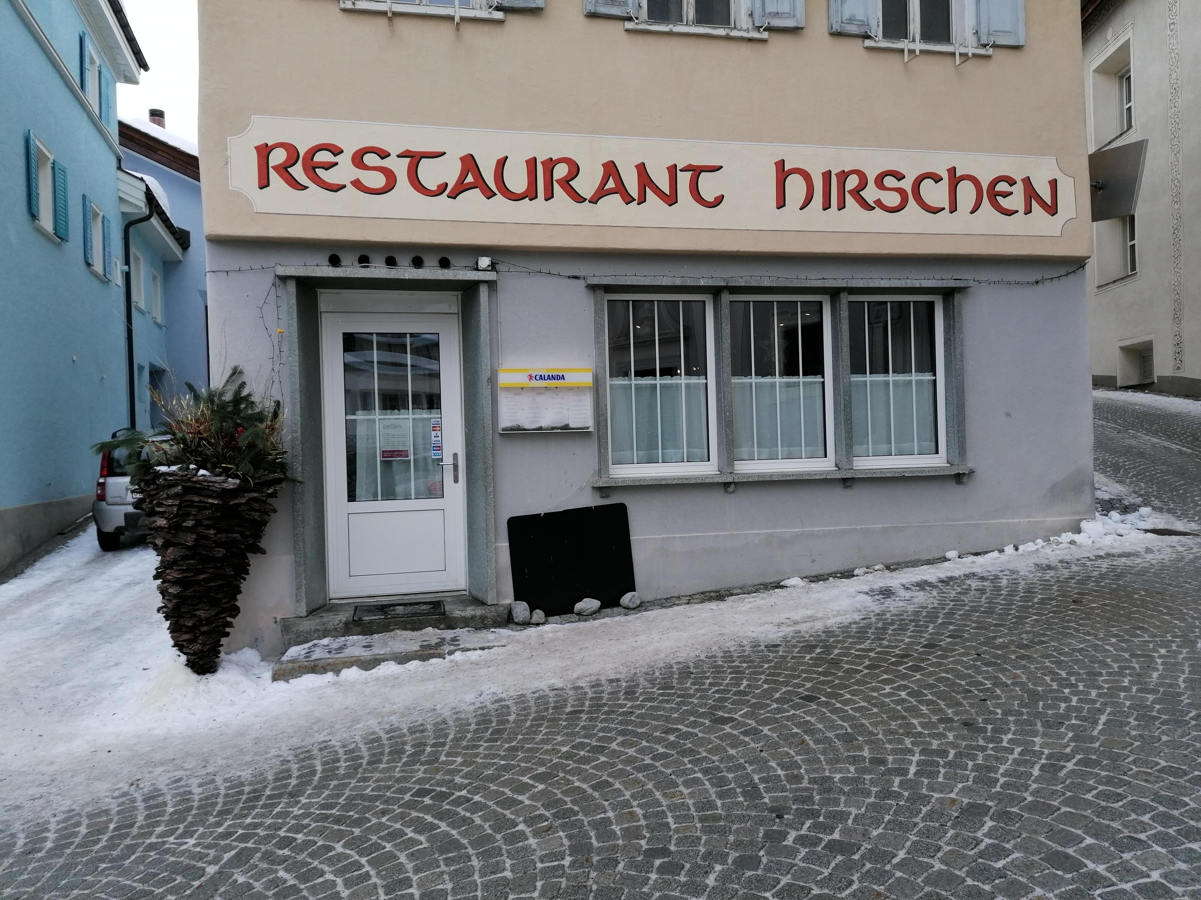 Restaurant Hirschen Slide 2