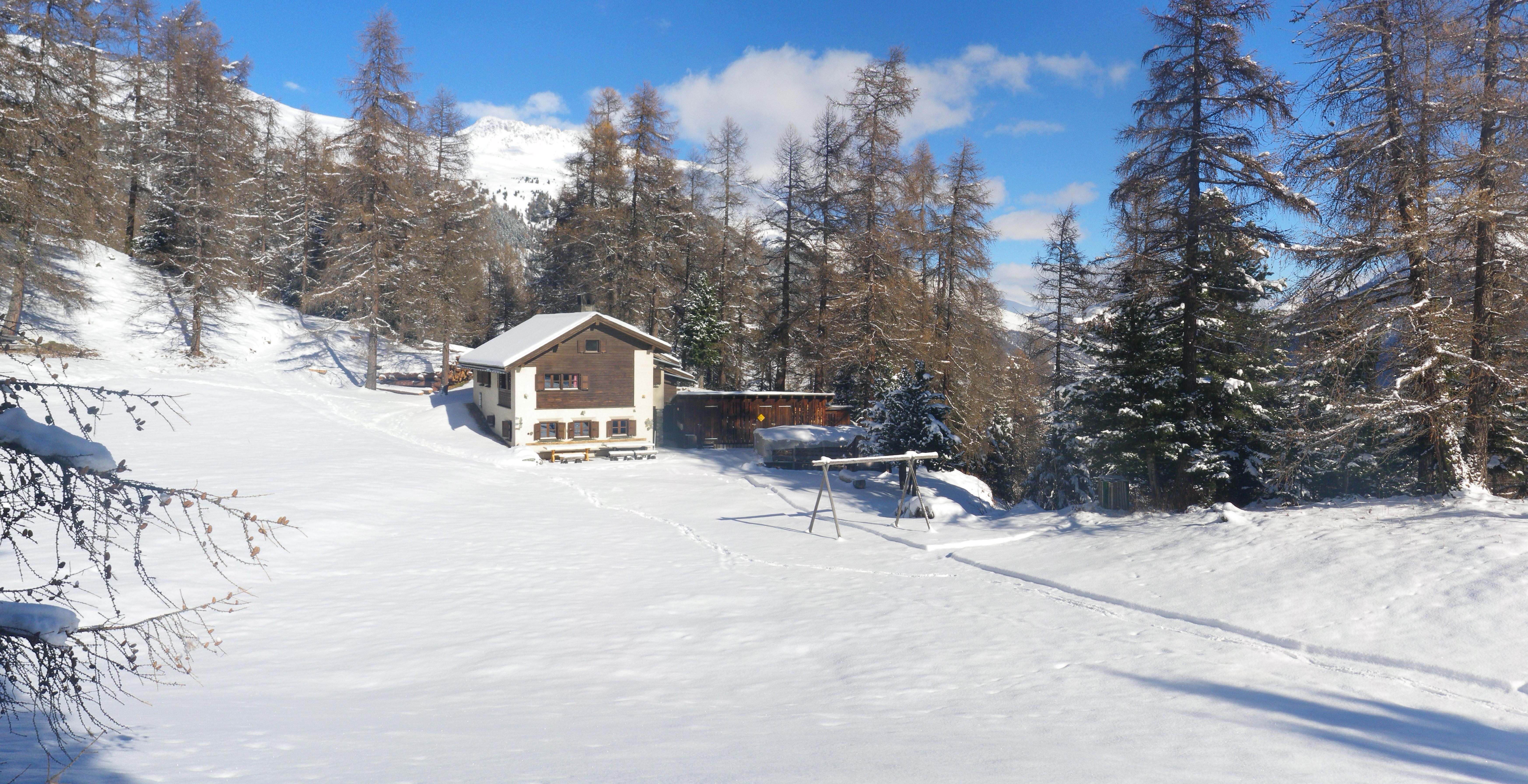 Naturfreunde Hütte Cristolais Slide 1