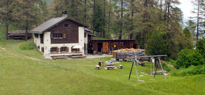 Naturfreunde Hütte Cristolais Slide 4