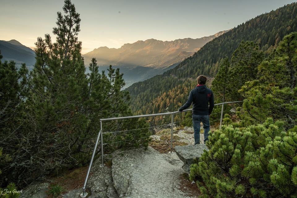 Gletschergarten Cavaglia