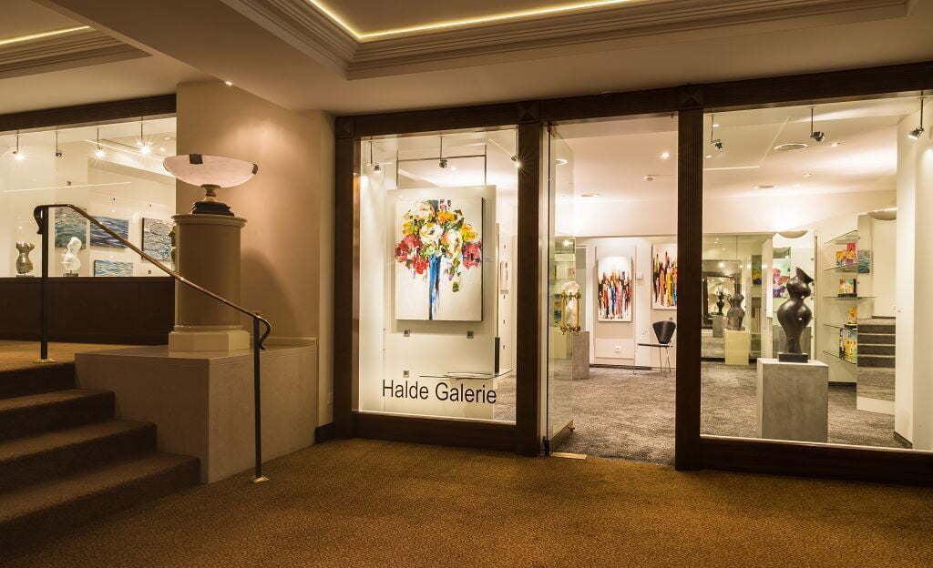 Halde Galerie, St. Moritz