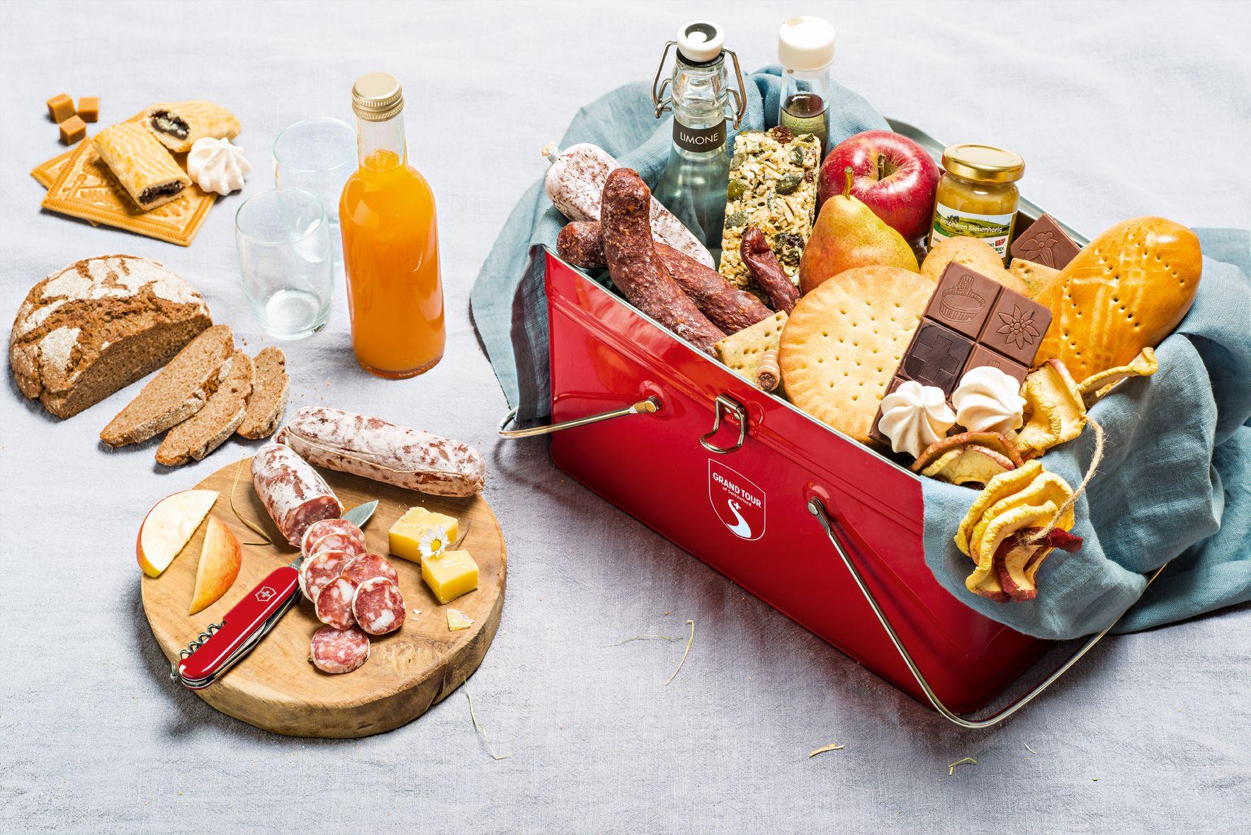 The Grand Tour Snack Box