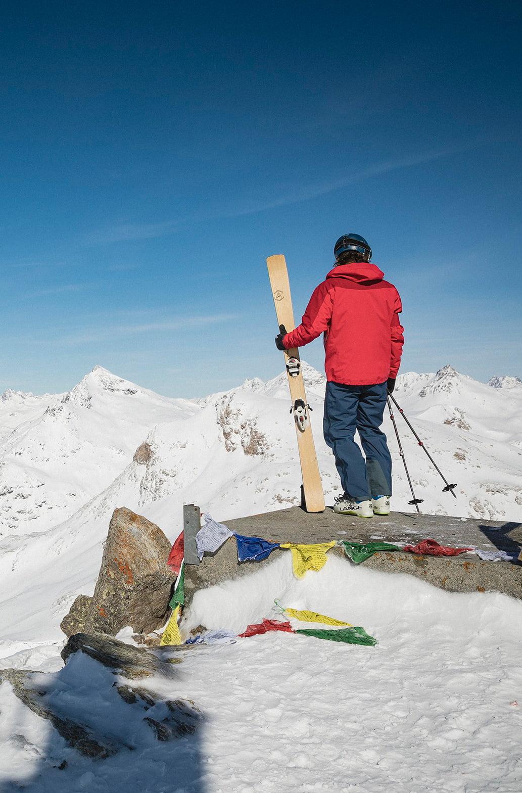 8,848 vertical metres