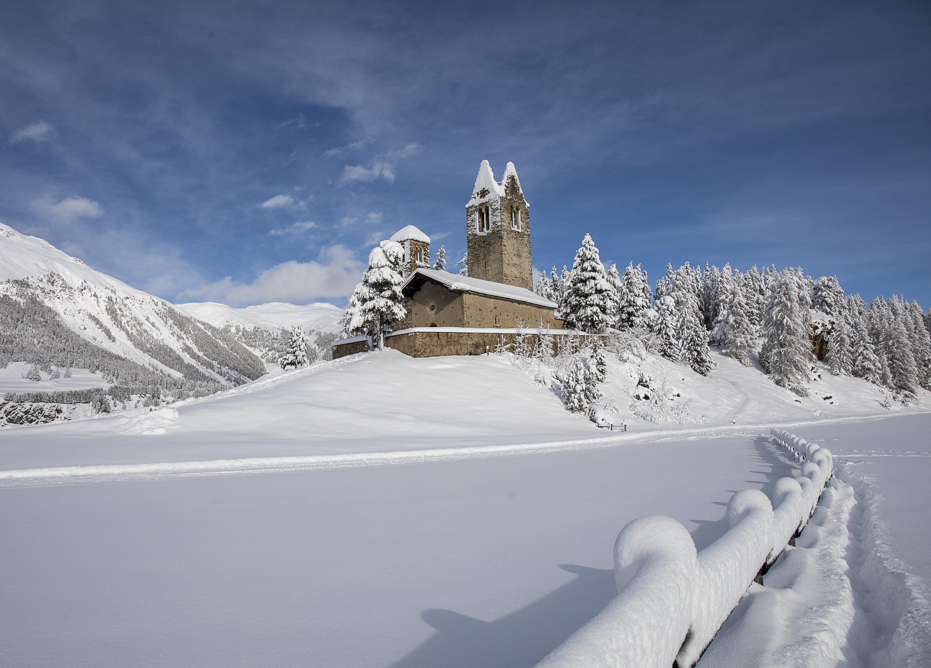 Reformierte Kirche San Gian