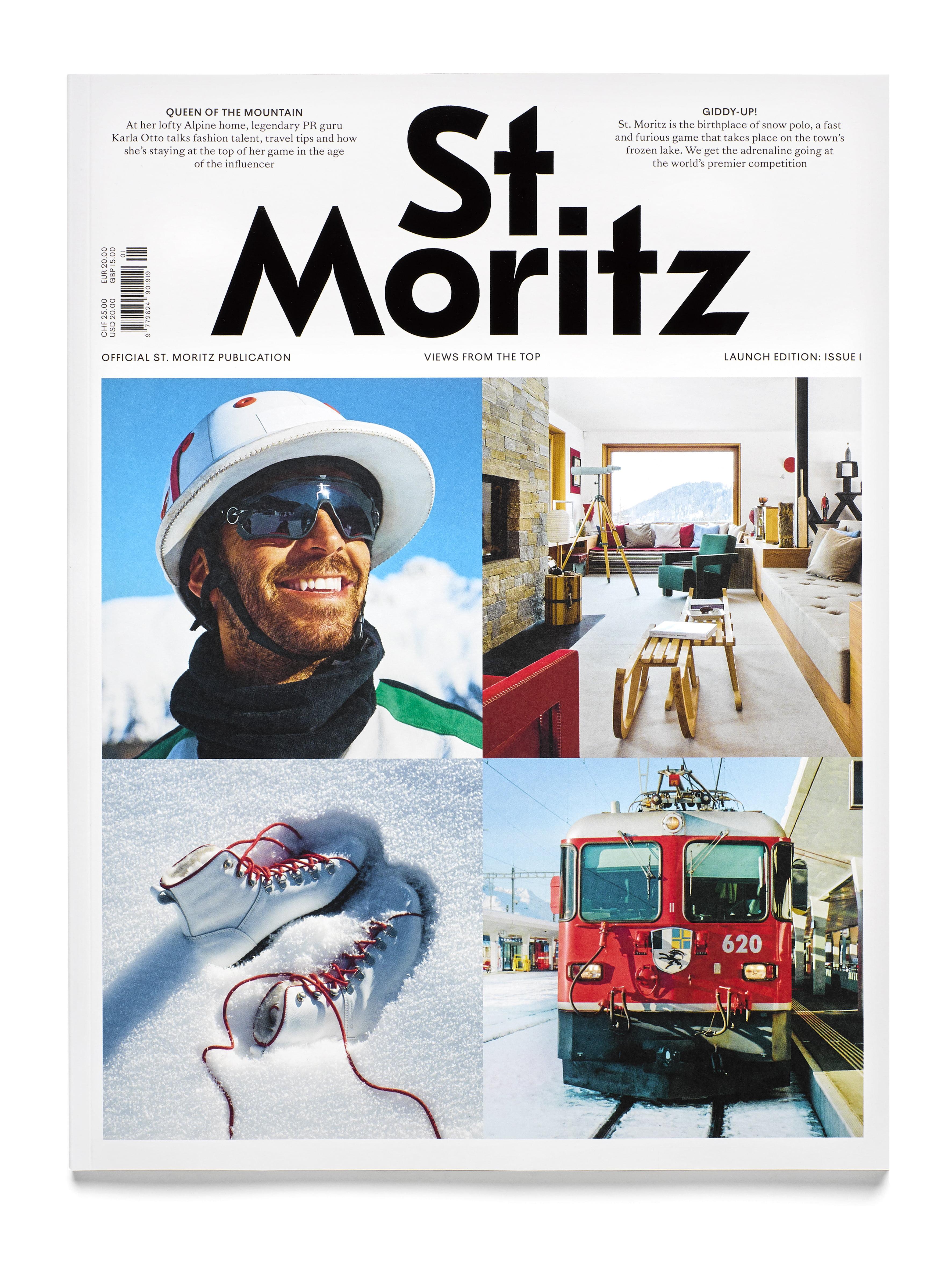 Magazine St. Moritz