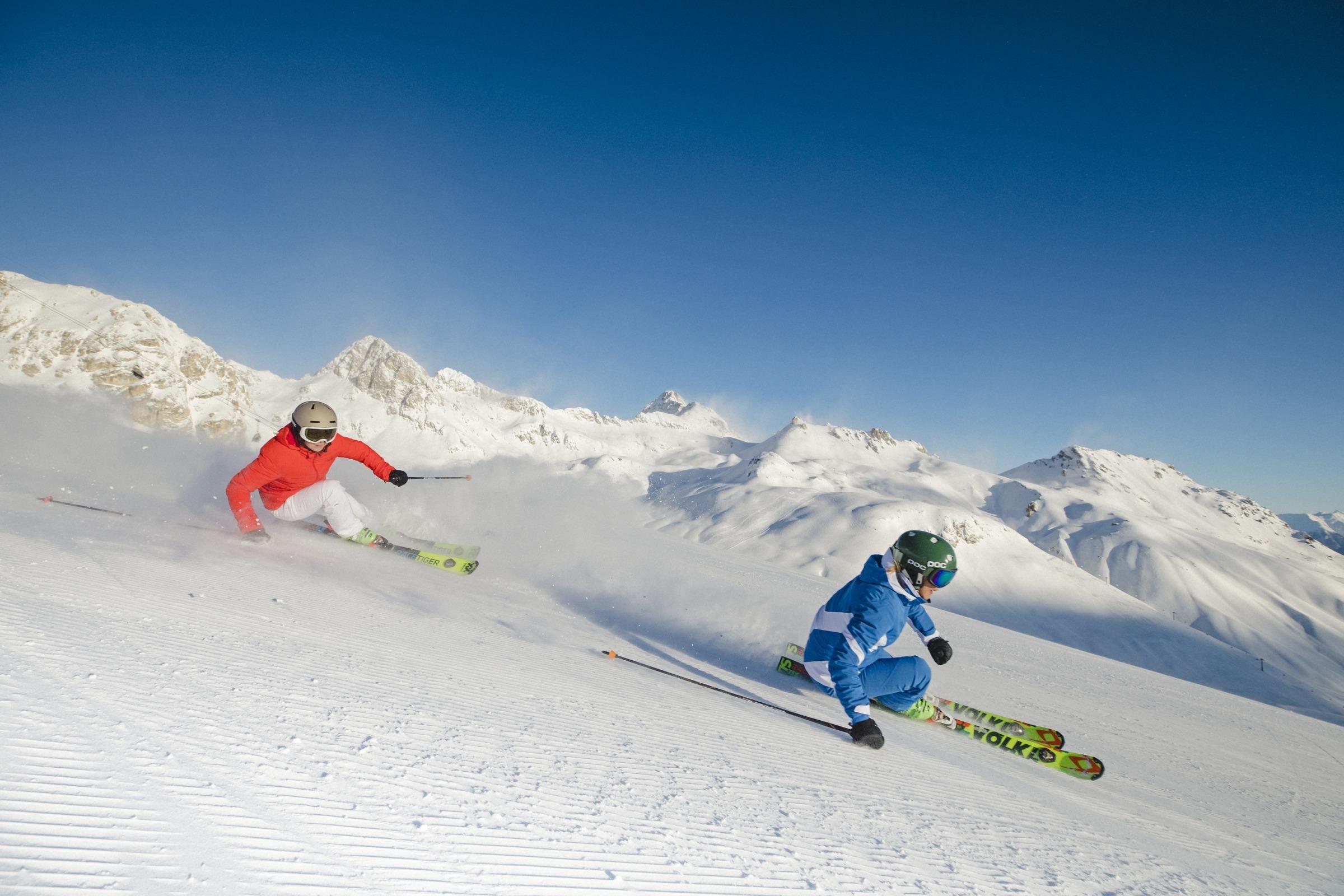 Snow-Deal und Sleep & Ski Slide 1