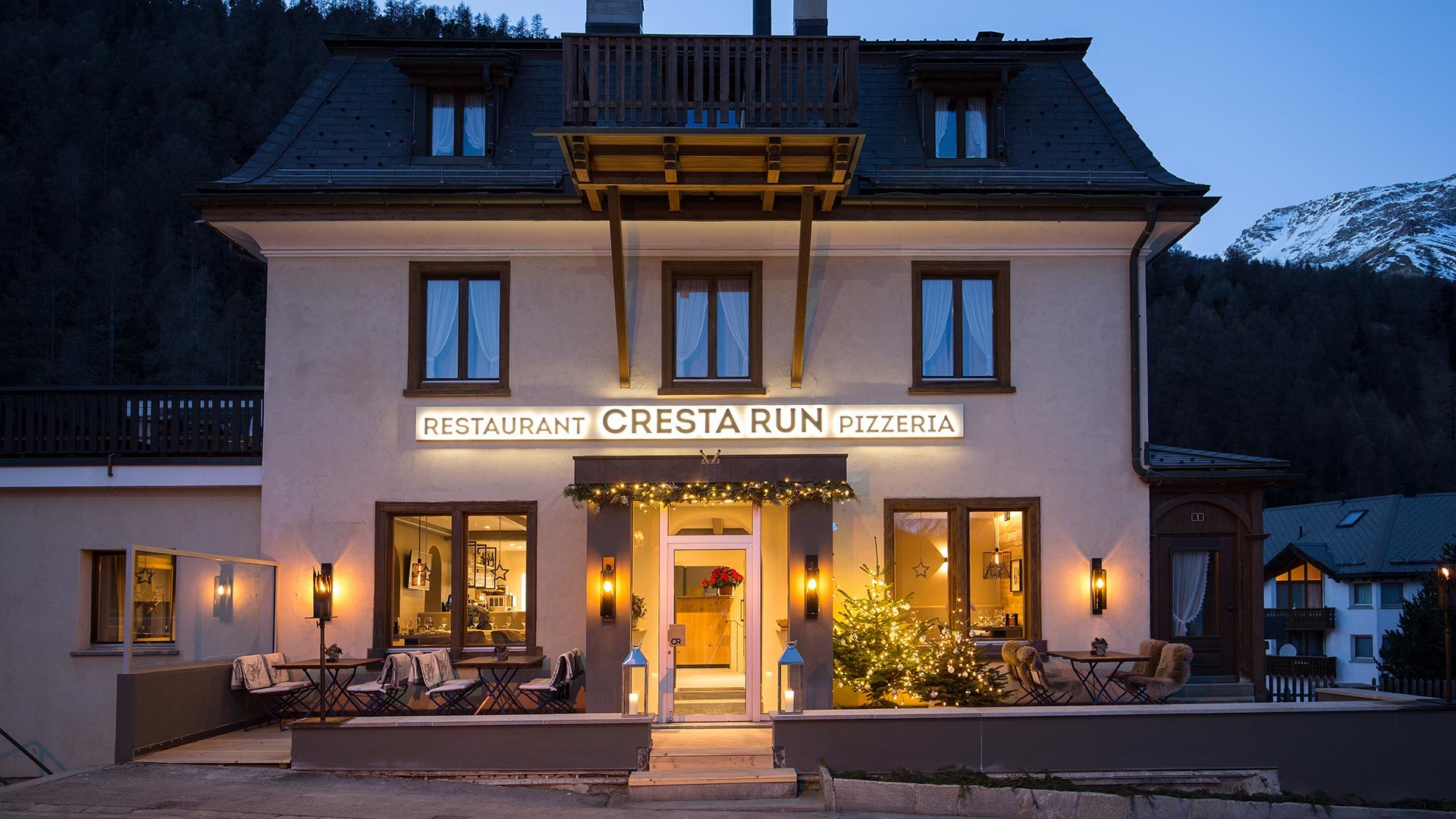 Restaurant Pizzeria Cresta Run Slide 6