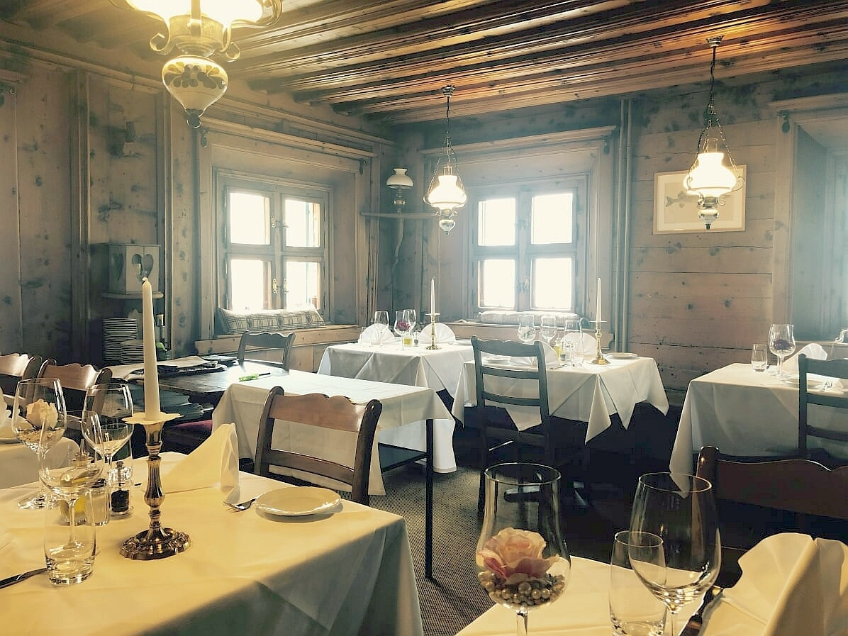 Restaurant Arturo Slide 1
