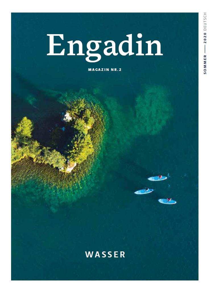 Engadin Magazin Nr. 2 - Wasser