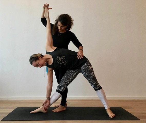 Yoga & Coaching Slide 5
