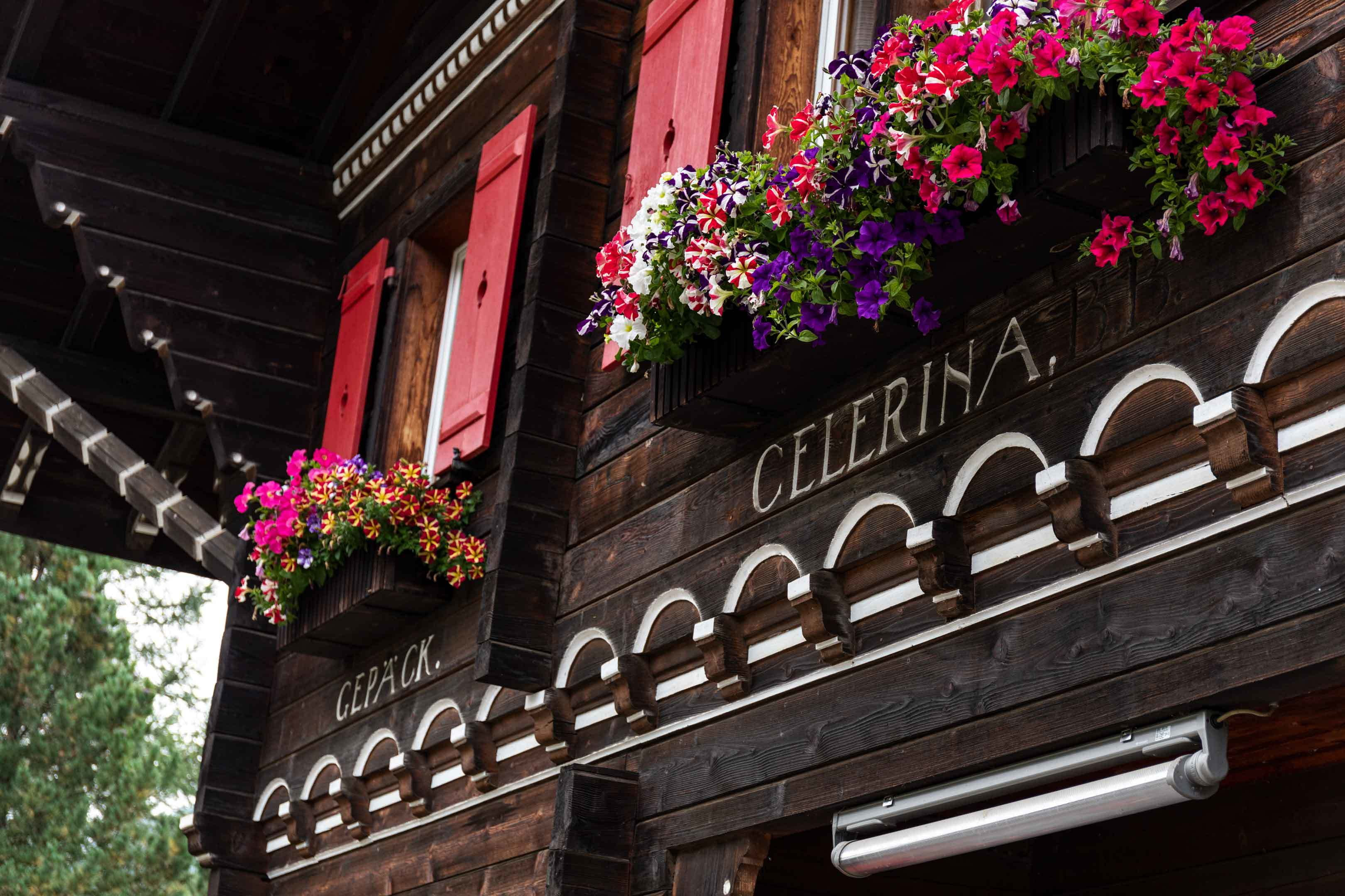 Celerina – the village in the heart of the Engadin