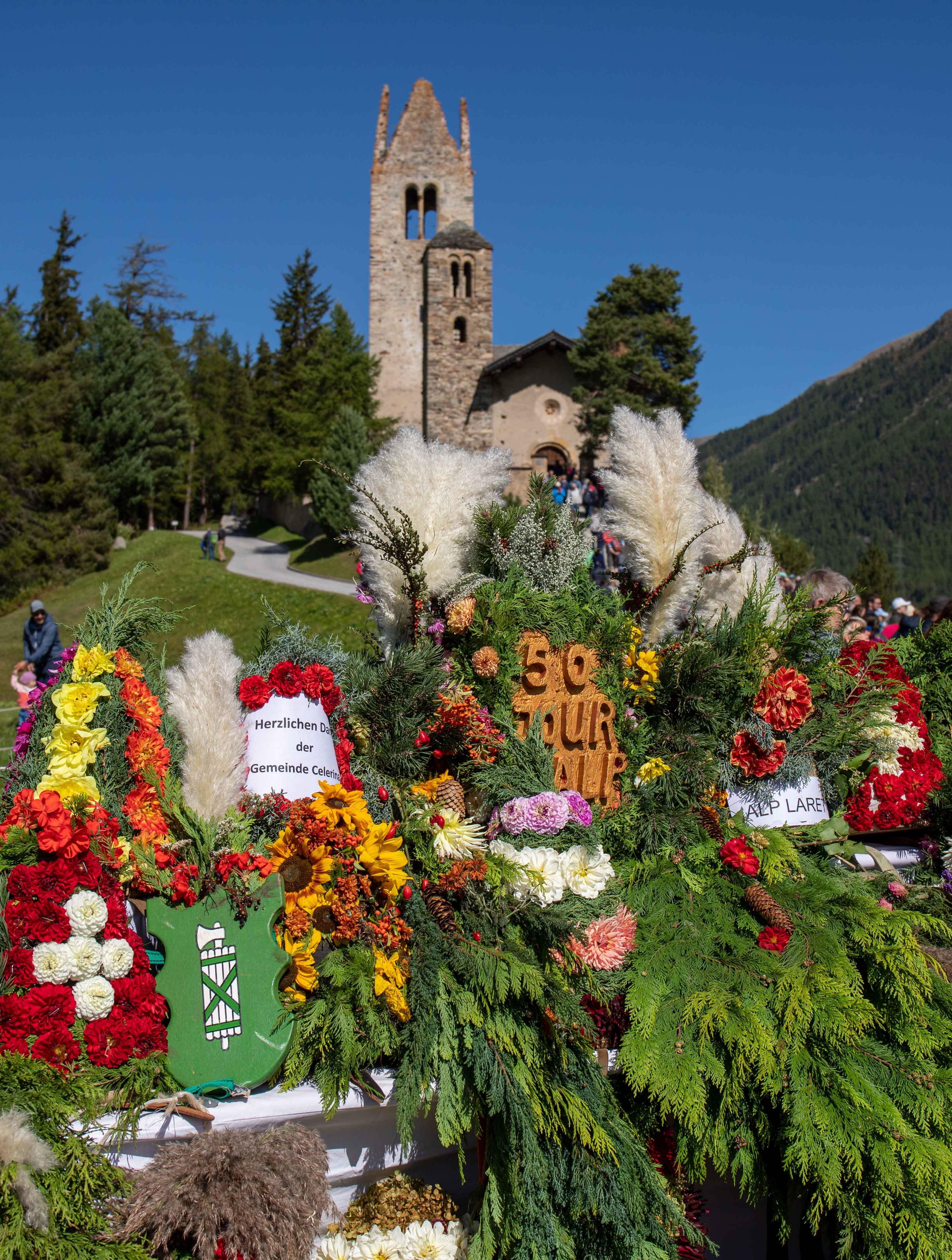 50 years as an alpine dairy farmer: a special celebration