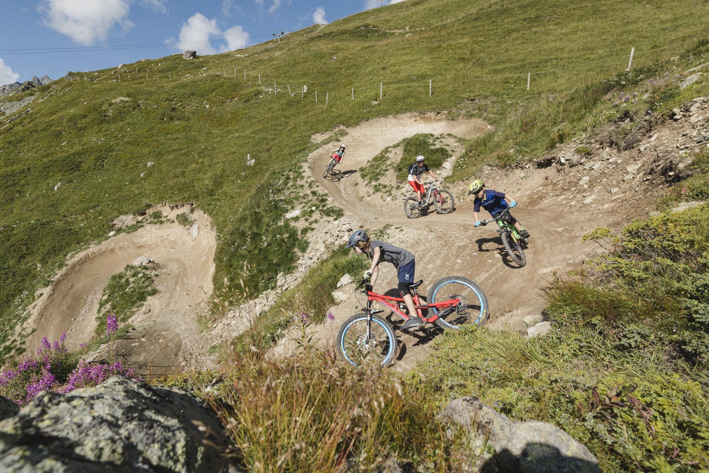 Willkommen auf dem Biker-Berg