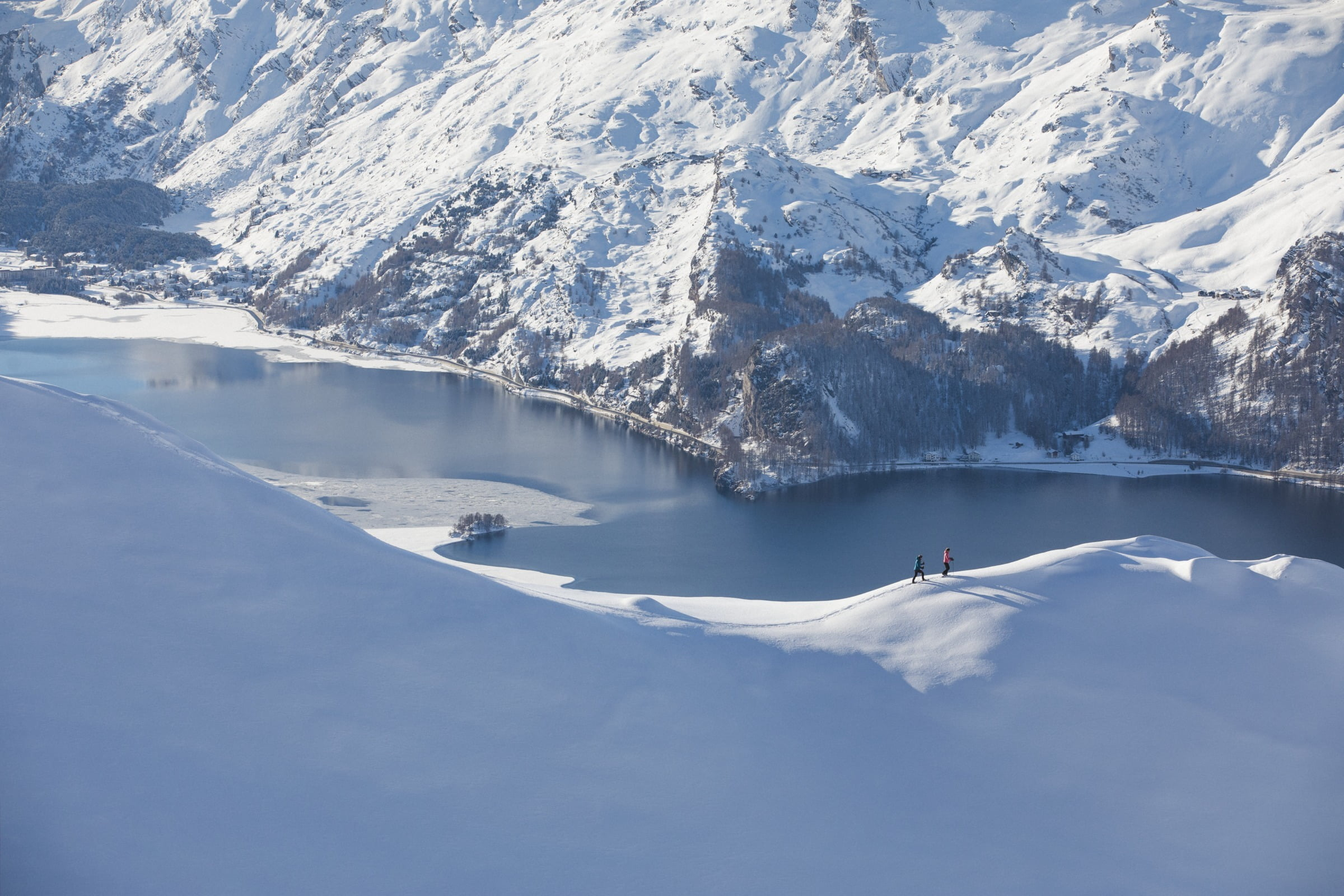 Corvatsch for nature aficionados and epicures