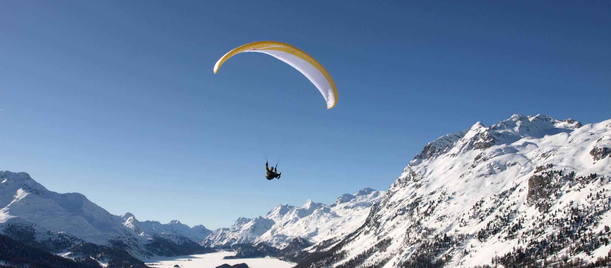 The Engadin in the ascendant