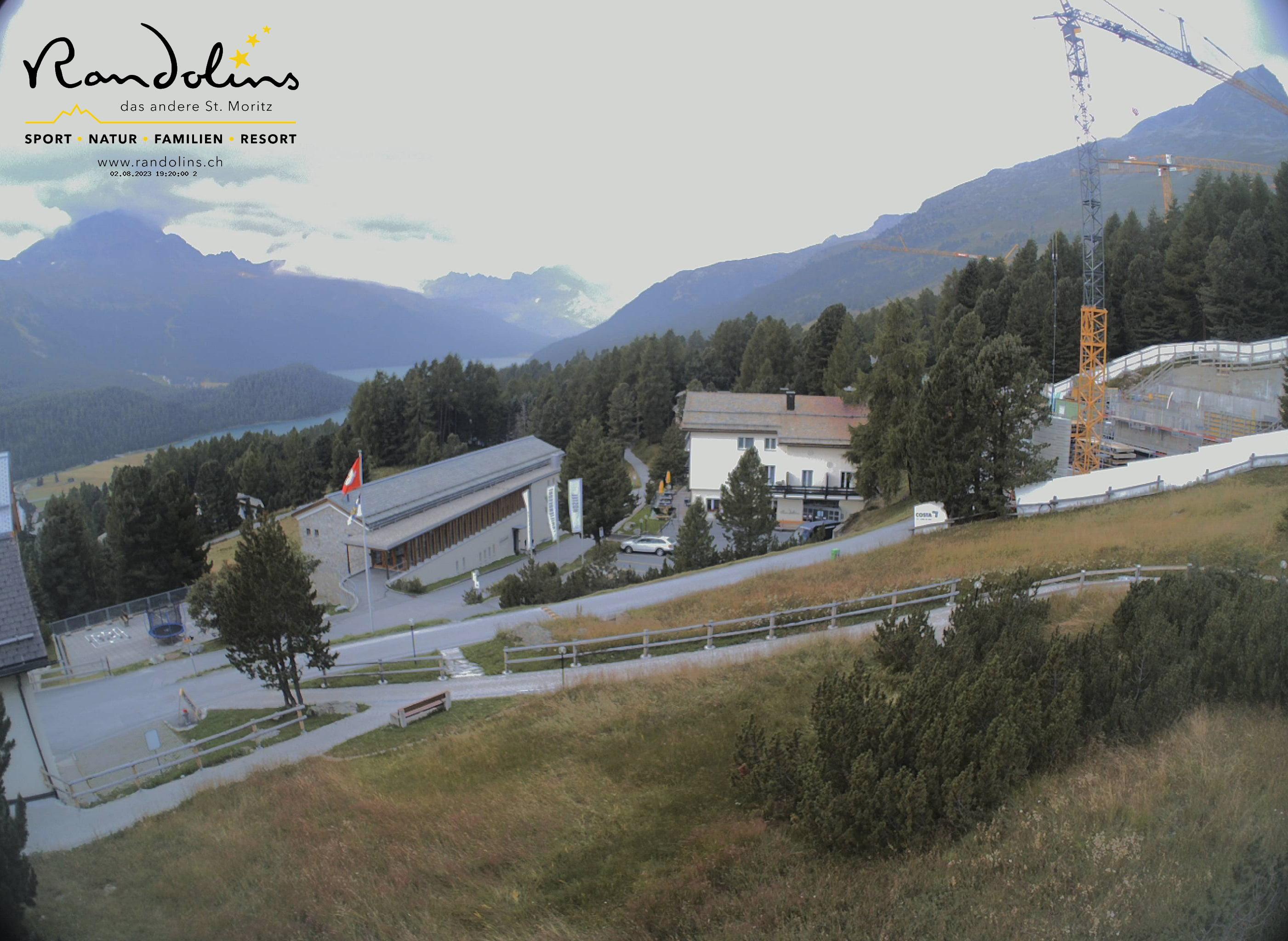 St. Moritz Berghotel Randolins