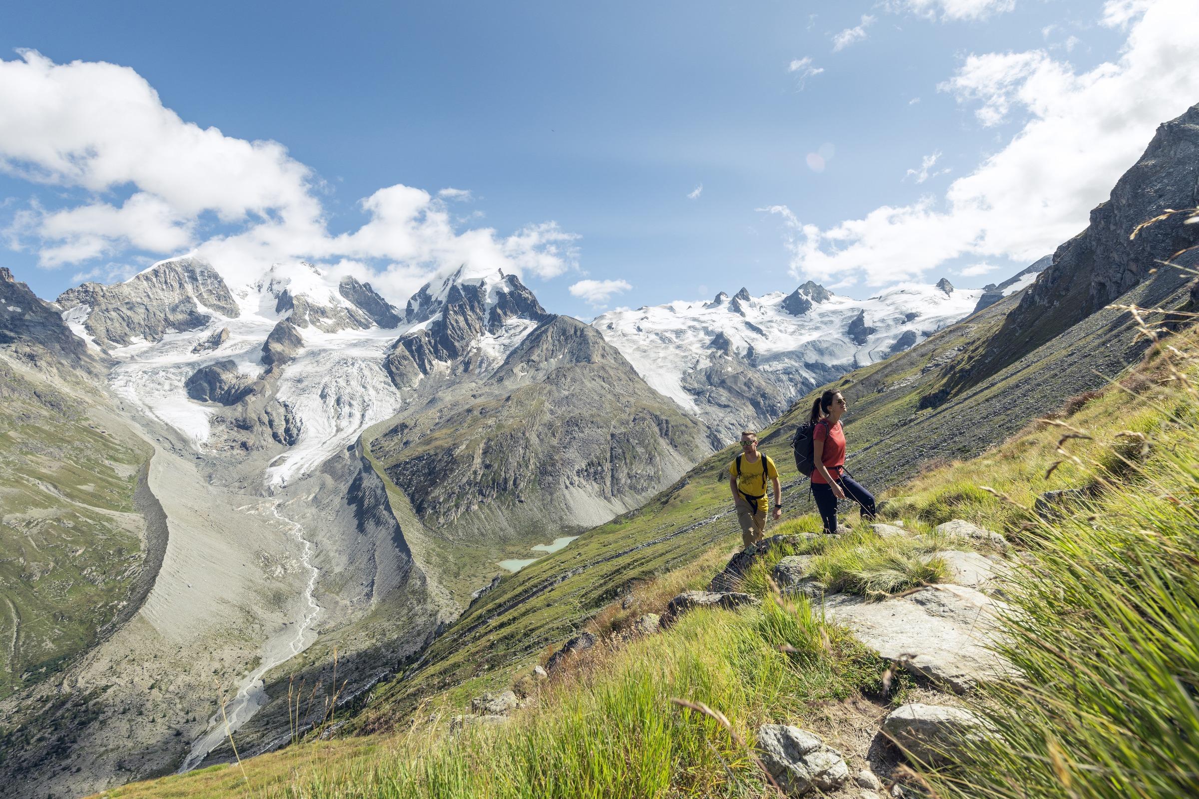 Verhaltenstipps für Bergwanderungen