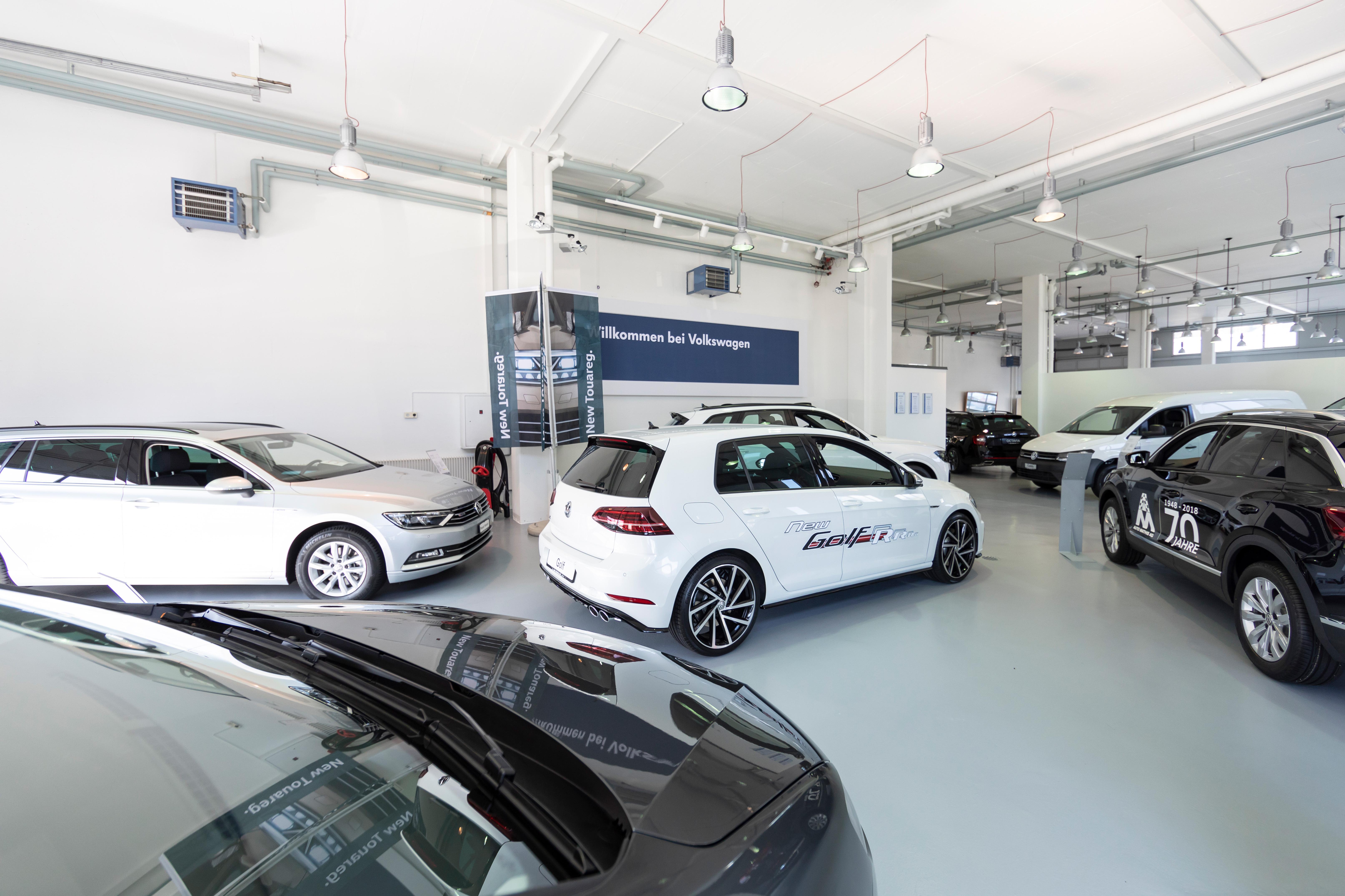 Auto Mathis AG Garage Samedan Slide 3