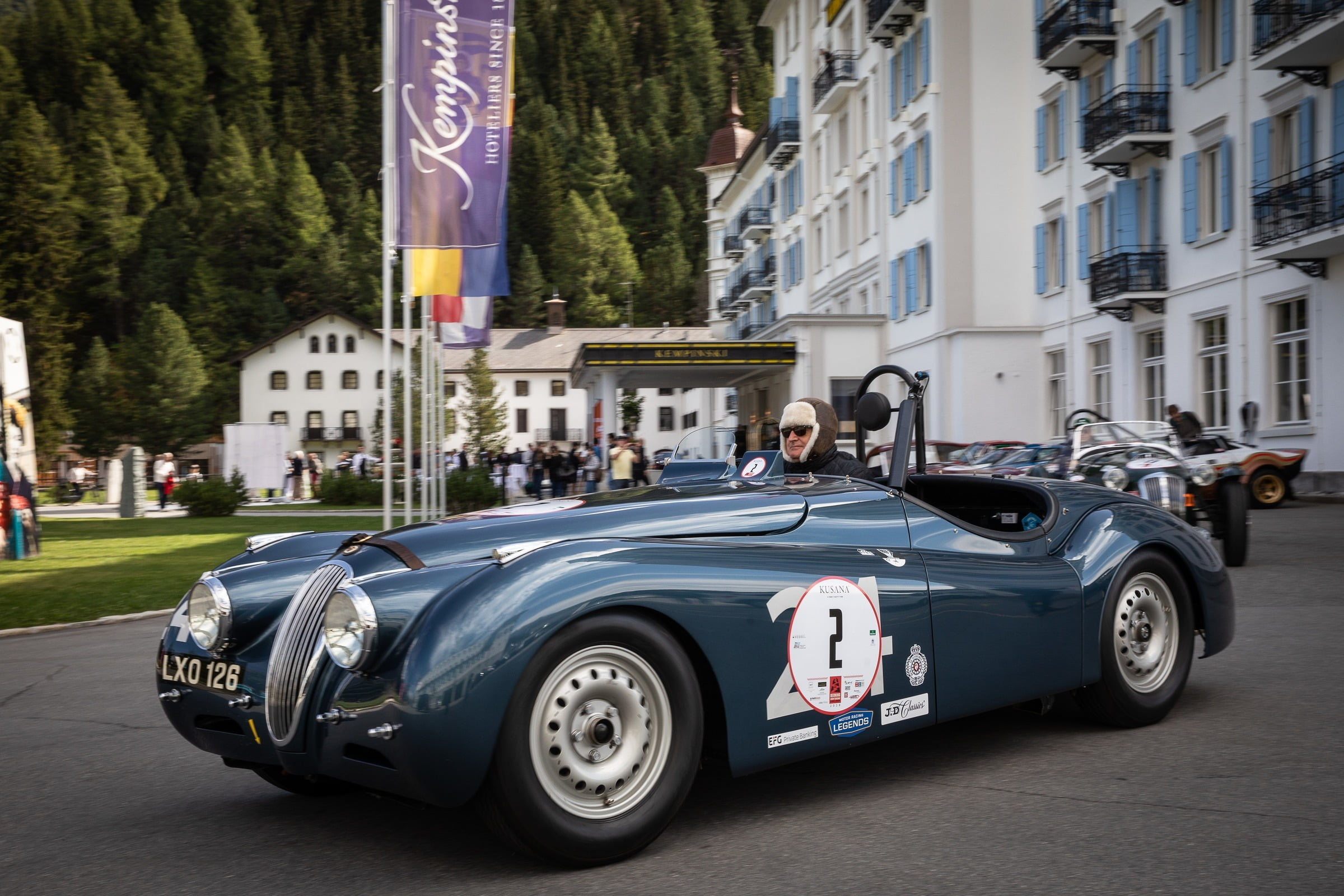 Iconic Events in St. Moritz