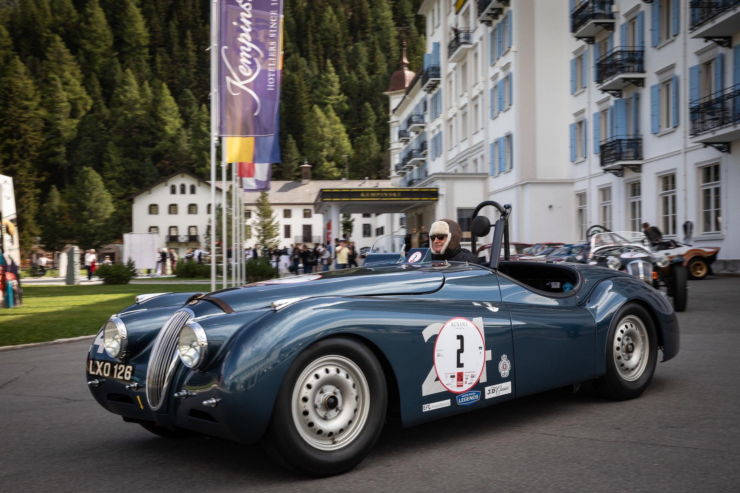 Britisch Classic Car Meeting