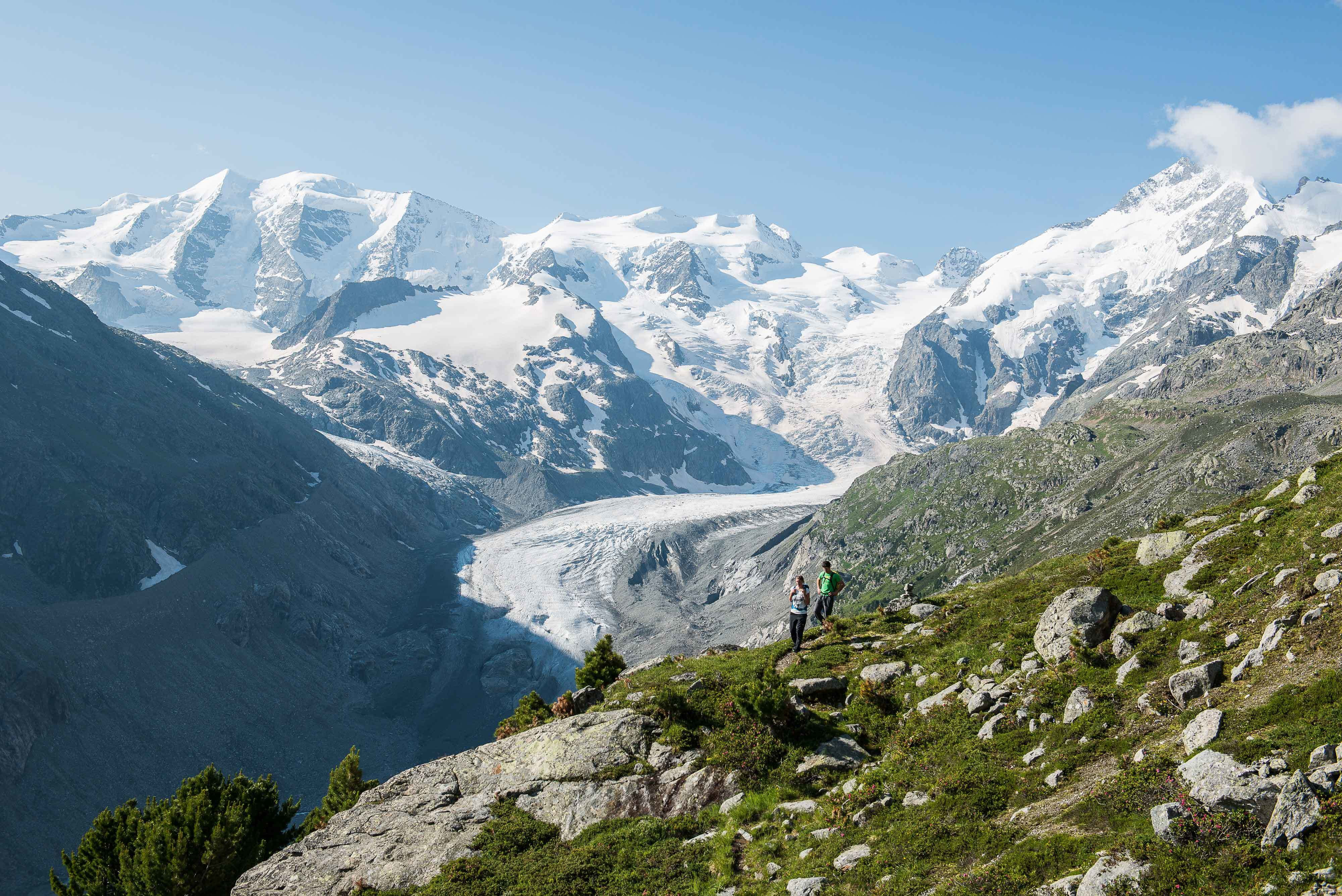 Discover the Engadin